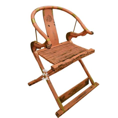 aliexpress buy antique solid wood folding chair