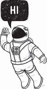 39 greetings from space 39 sticker by zula desenhos de