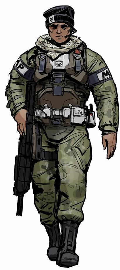 Halo Unsc Police Military Army Wikia Officer