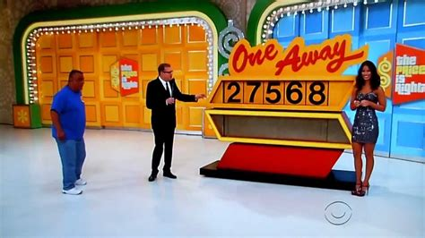 The Price Is Right  One Away  12272012 Youtube