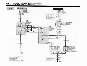 1990 Ford Diesel Fuel Sending Unit Wiring