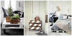 Palette Bois Pas Cher : d co fait main r cup de palettes de cagettes pour ~ Premium-room.com Idées de Décoration