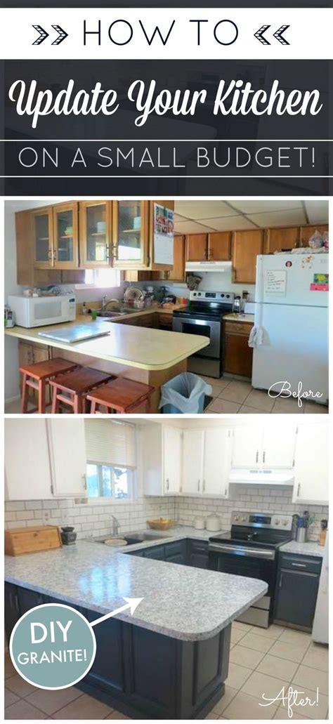 kitchen cabinet makeover kit best 25 paint kitchen countertops ideas on 5579