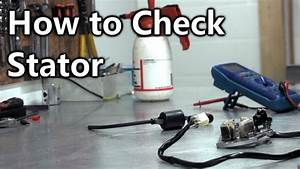 Mx Tech Tips- How To Check Your Stator Coil