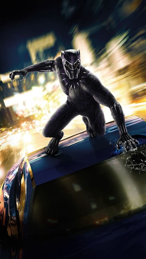 Black Panther 2018 Hd 5k Wallpapers  Hd Wallpapers Id