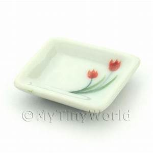Dolls House Miniature Ceramics (Painted) - Dolls House ...