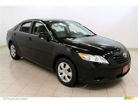 2009 Toyota Camry Le by Black 2009 Toyota Camry Le Exterior Photo 57534091