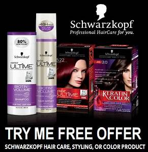 FamilySavings Schwarzkopf Hair Care Styling Or Color