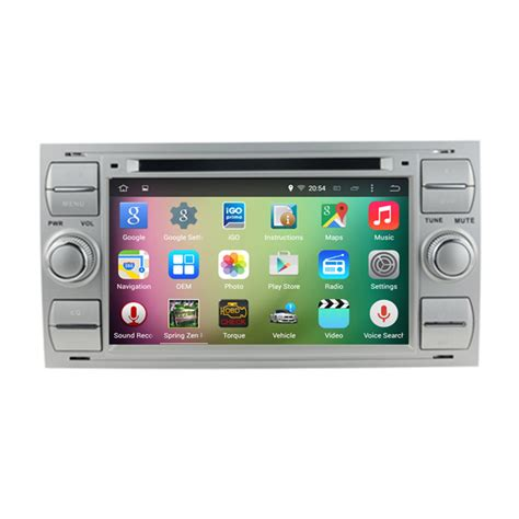 android car multimedia stereo gps navigation head unit