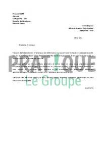 modele lettre resiliation fitness park document