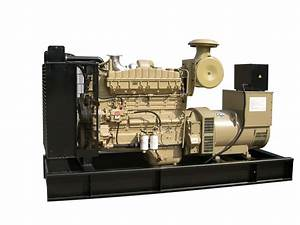 China Diesel Generator By Cummins Qsx15