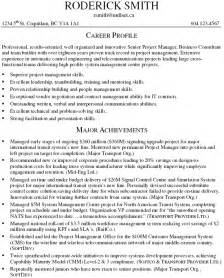 Technical Lead Resume Summary by Resume Sle Java Technical Lead Resume Java Technical