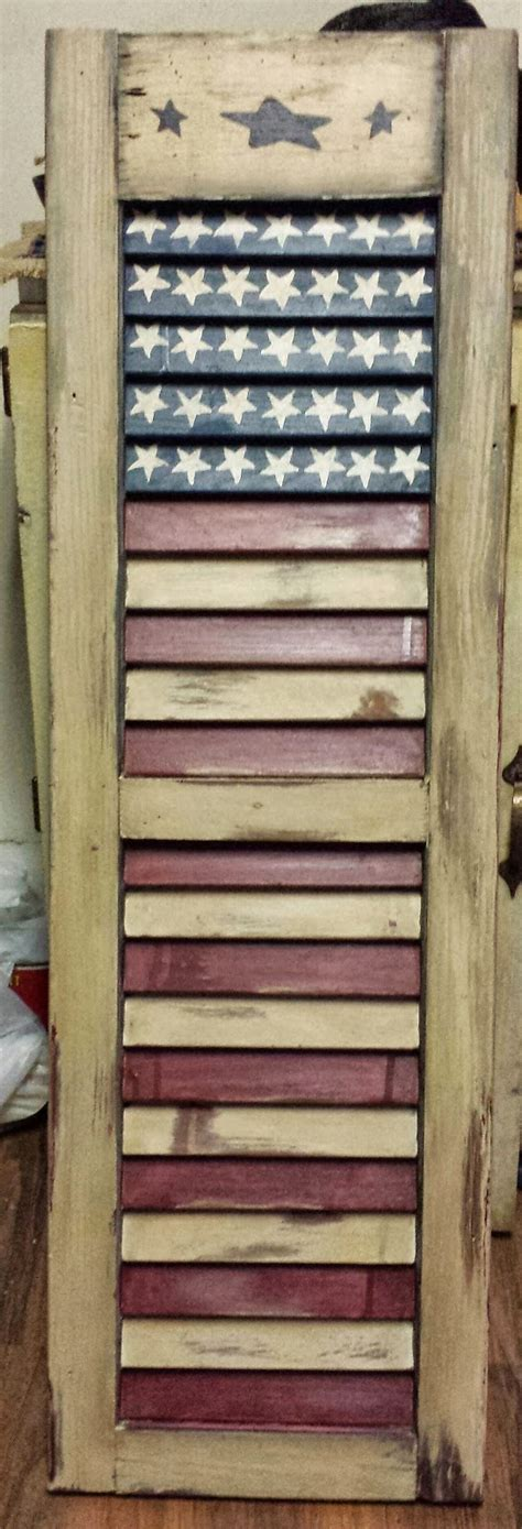 ways wooden shutters  add country charm   home