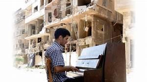 Documentary Ayham Ahmad: The Pianist of Yarmouk - Music as ...