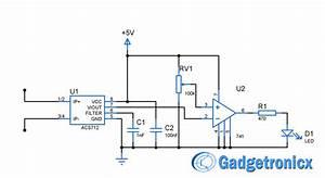 Current Sensor Switch Circuit