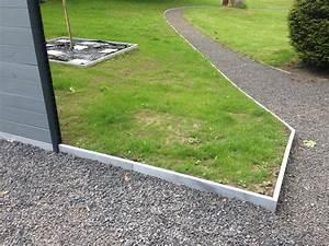 Bordure Beton Jardin : bordure en bois pour jardin cheap bois de jardin bordure ~ Premium-room.com Idées de Décoration