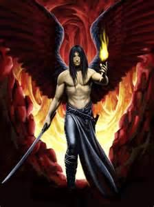 Six-Winged Seraphim Angel