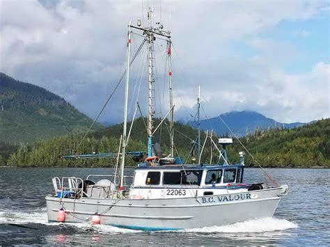 commercial fishing gillnet salmon shrimp boat