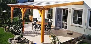 Terrassendach Selber Bauen : terrassend cher zum selber montieren aus holz und glas gardoma holzsystembau ~ Sanjose-hotels-ca.com Haus und Dekorationen