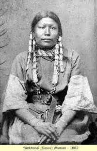 Black Native American Indian Tribes