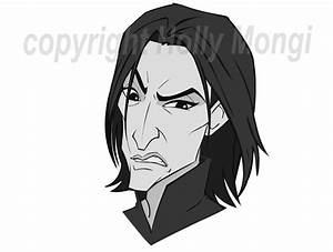 snape animation test 1 by Luthie13 on DeviantArt