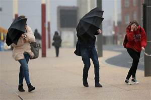Bonfire Night Weather Forecast Heavy Rain And 70mph Gales