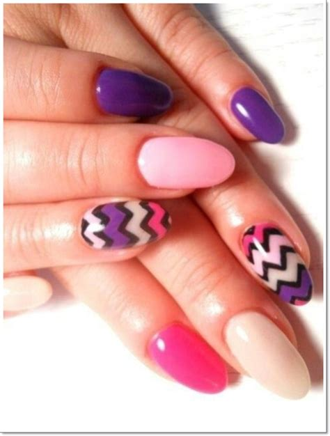 oval nail designs 15 ways to make your oval nails even more fabulous