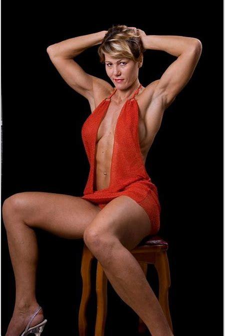 Olga Kurkulina aka Mother Russia from Kick-Ass 2 | Film & Television | Pinterest | Bodybuilding ...