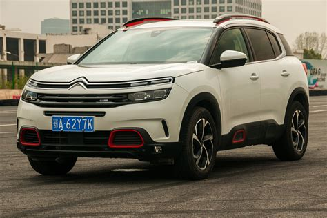 citroen suv 2018 new citroen c5 aircross 2018 review auto express