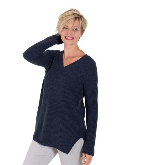 best sweaters woolovers womens merino chunky v neck sleeve