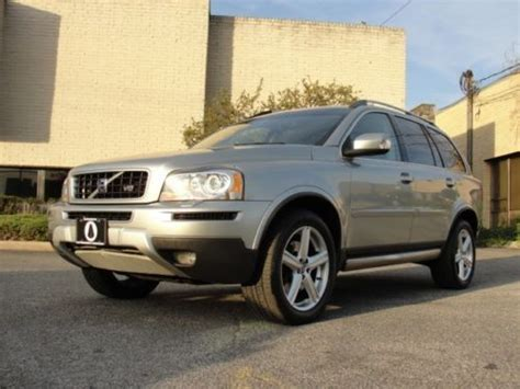 Purchase Used Beautiful 2008 Volvo Xc90 V8 Sport Awd