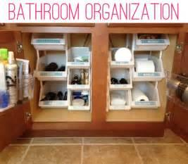 Bathroom Sink Organization Ideas Iheart Organizing Reader Space Licious Organizing