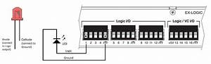 Wiring Led U0026 39 S And Relays To The Ex-logic