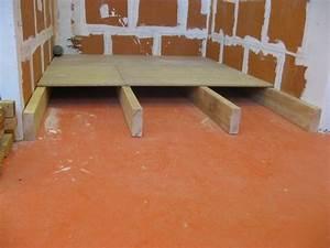 Dalle De Plancher Aggloméré : plancher porteur bois champ professionnel habitat ~ Dailycaller-alerts.com Idées de Décoration
