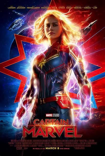 Movie Fandango Poster Captain Marvel