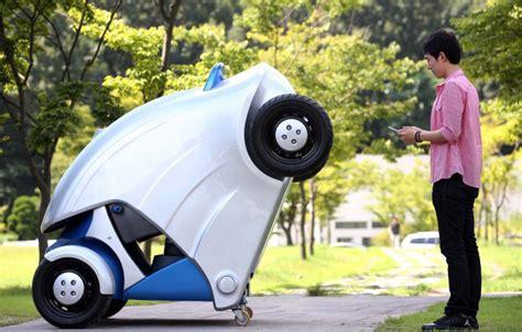 KAIST Foldable Electric Car | Electric car, Electric cars ...