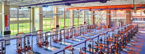clemson university allen  reeves football complex dpr