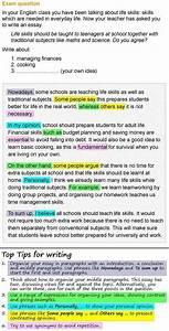 Life Skills Essay  Con Im U00e1genes