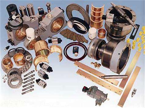 Repair Parts | Nidec Minster