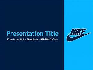 nike powerpoint template prezentr With nike powerpoint template