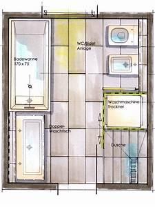 Bad Grundrisse Beispiele : badezimmer ideen ohne badewanne ~ Orissabook.com Haus und Dekorationen