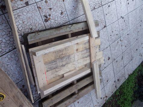 petit bureau en bois de palette david mercereau