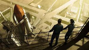 Awesome Concept Art For The Sci Fi Film OBLIVION GeekTyrant