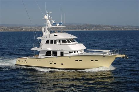 Nordhavn Boats by 2009 Nordhavn 75 Expedition Yachtfisher Power Boat For