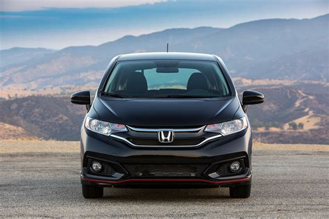 2018 Honda Fit  Automobile Magazine