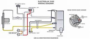 Electrolux Vacuum Cleaners Wiring Diagram Model