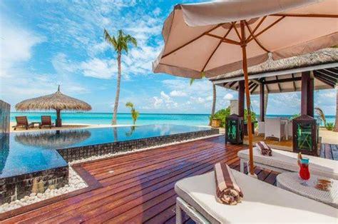 Kihaa Maldives Resort  All Inclusive  Overwater Bungalows