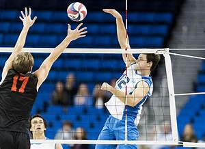 Men's volleyball sweeps Princton, stays undefeated   Daily ...