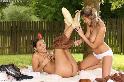 sapphicerotica lesbian zoe devin hot cowgirl seduces navajo cutie nude gallery