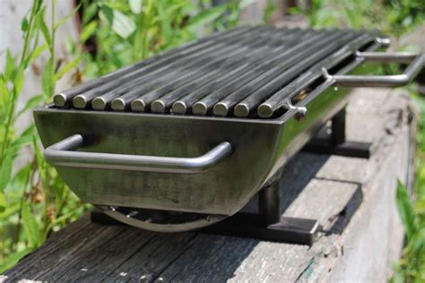 hibachi grill grills iron cast charcoal electric